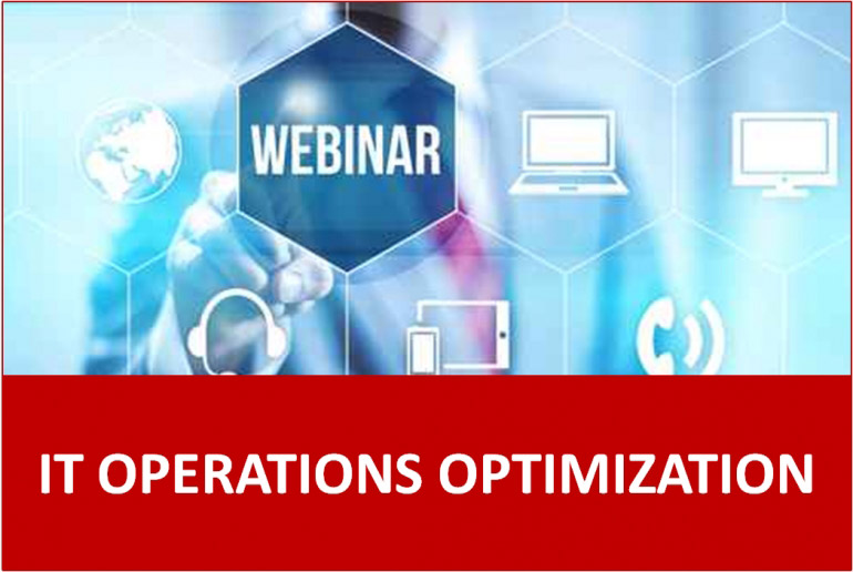 IT Automation initiation Webinar - Thursday, December 03, 2015 - 11:30 AM